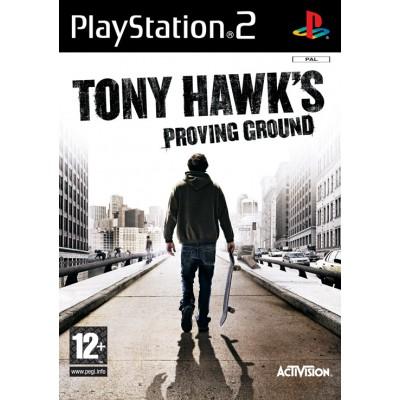 Tony Hawk's Proving Ground (PS2)