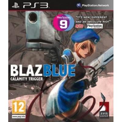 Игра для PlayStation 3 BlazBlue: Calamity Trigger