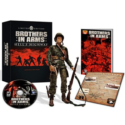 Brothers in Arms: Hell's Highway Limited Edition (PS3)