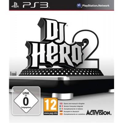 DJ Hero 2 (PS3)