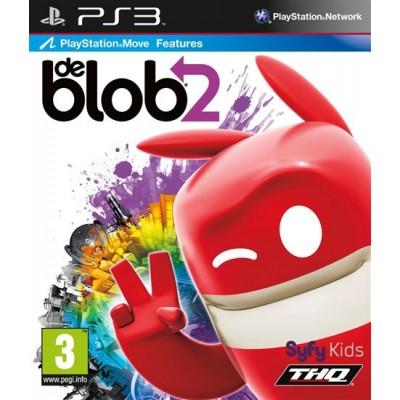 De Blob 2 (с поддержкой PlayStation Move) (PS3)