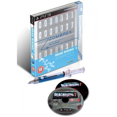 Dead Rising 2 Zombrex (Steelbook Edition) (PS3)