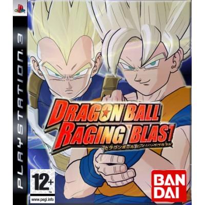 Dragon Ball: Raging Blast (PS3)