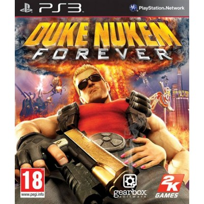 Игра для PlayStation 3 Duke Nukem Forever