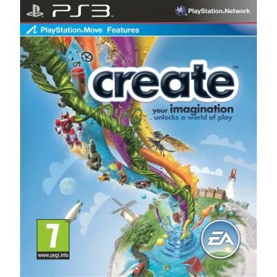 Create (с поддержкой PlayStation Move) (PS3)