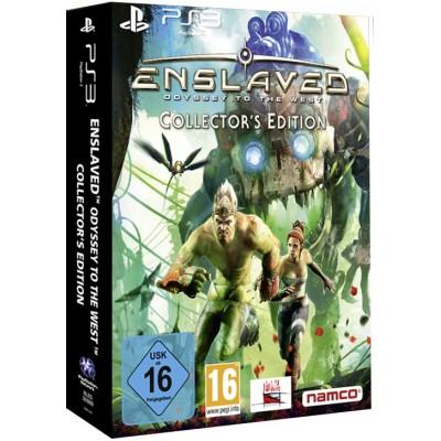 Enslaved: Odyssey to the West. Коллекционное издание (PS3)