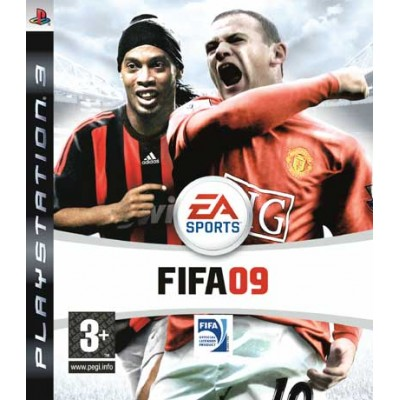 FIFA 09 (русская версия) (PS3)