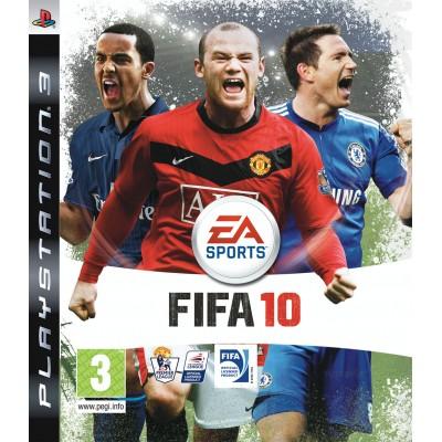 FIFA 10 (русская версия) (PS3)