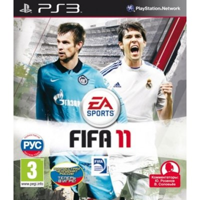 FIFA 11 (русская версия) (PS3)