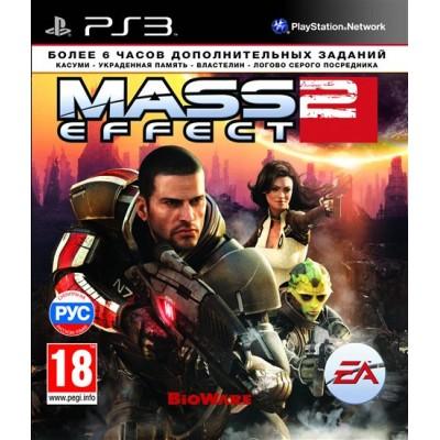 Mass Effect 2 (русская версия) (PS3)