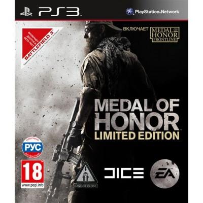 Medal of Honor. Расширенное издание (PS3)