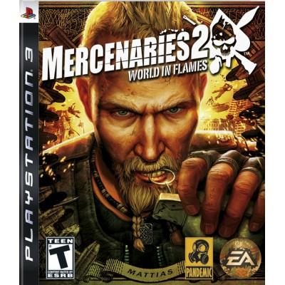 Mercenaries 2 World in Flames (PS3)
