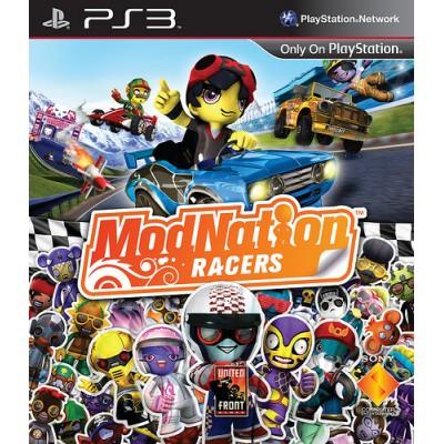 ModNation Racers (Русская версия) (PS3)