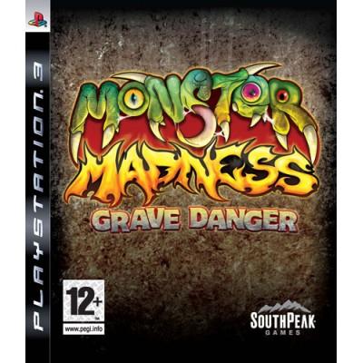Monster Madness: Grave Danger (PS3)