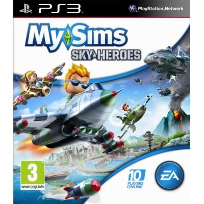 MySims: SkyHeroes (PS3)