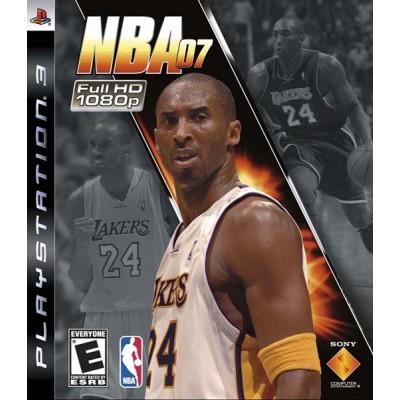 NBA 07 (PS3)