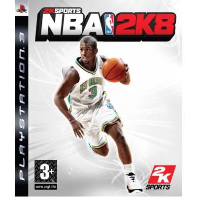 NBA 2K8 (PS3)
