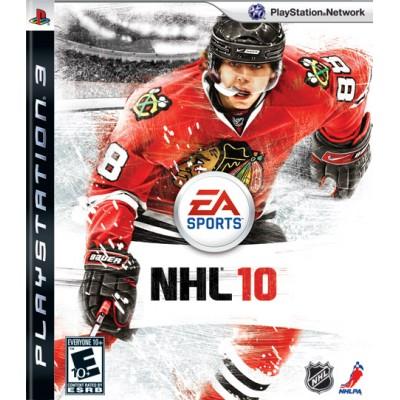 NHL 10 (Русские субтитры) (PS3)