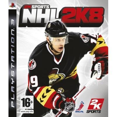 NHL 2K8 (PS3)