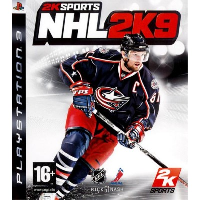 NHL 2K9 (PS3)