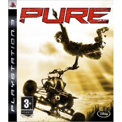 Игра для PlayStation 3 Pure