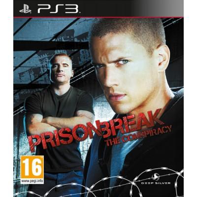 Prison Break. The Concpiracy (PS3)