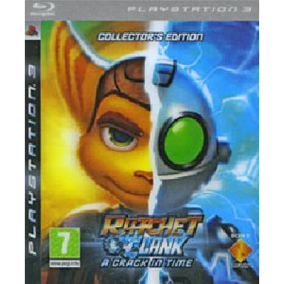 Ratchet & Clank A Crack In Time Collector`s Edition (PS3)