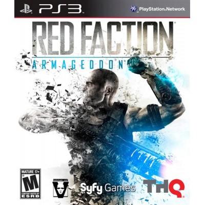 Red Faction: Armageddon (Русская версия) (PS3)