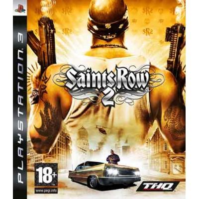 Saint's Row 2 (Русская версия) (PS3)