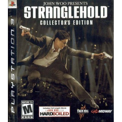 Stranglehold Collection Edition PS3