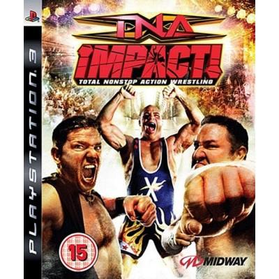 Игра для PlayStation 3 TNA iMPACT!
