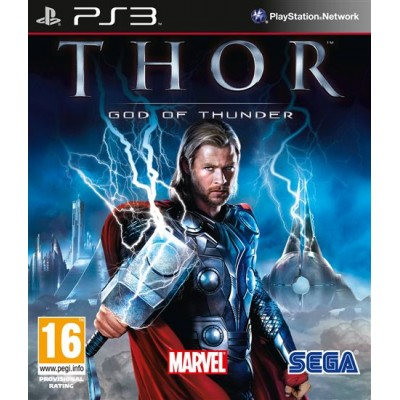 Thor: God of Thunder PS3