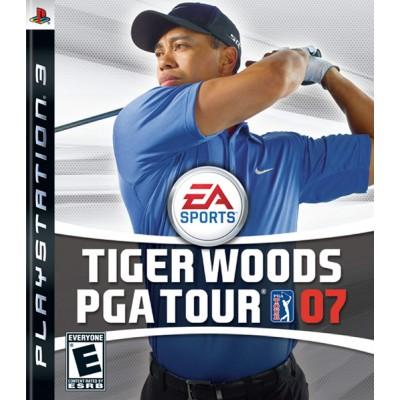 Tiger Woods PGA Tour 07 (PS3)