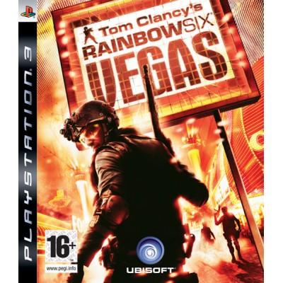 Tom Clancy's Rainbow Six: Vegas PS3