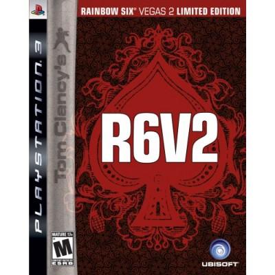 Tom Clancy's Rainbow Six: Vegas 2 L. E. PS3