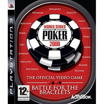 World Series of Poker 2008: Battle For The Bracelets (PS3)