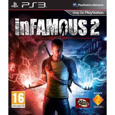 Дурная репутация 2 (inFAMOUS 2) (Русская версия) (PS3)