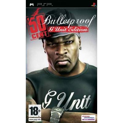 50 Cent: Bulletproof G Unit Edition PSP