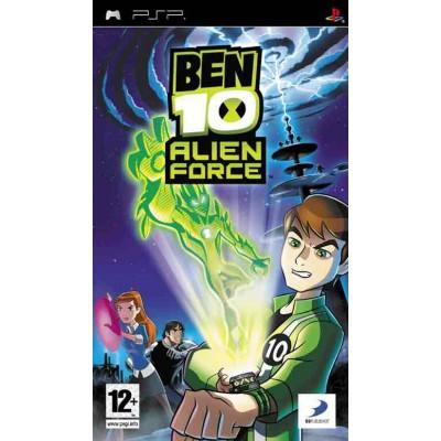 Ben 10: Alien Force PSP
