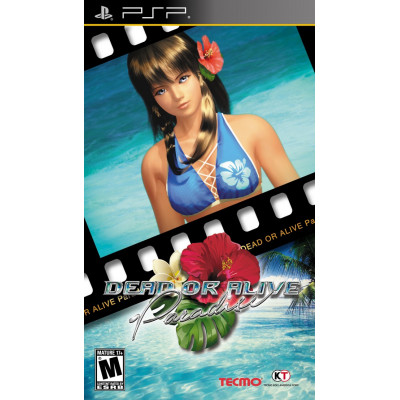 Dead or Alive: Paradise (PSP)
