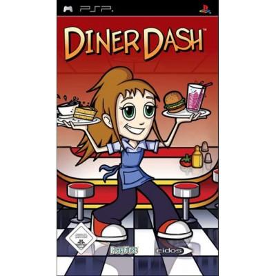 Diner Dash PSP