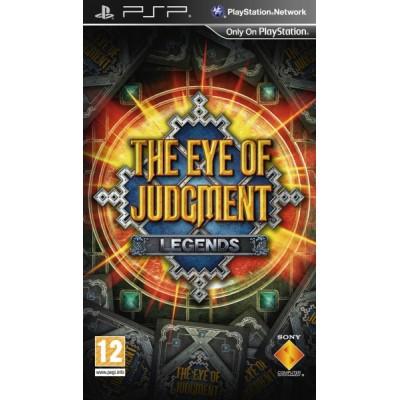 The Eye of Judgement: Legends (PSP)