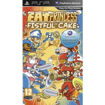 Fat Princess: Fistful of Cake PSP