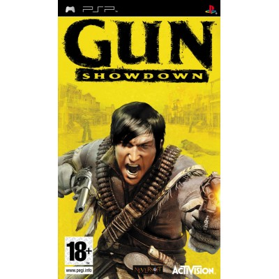 Gun Showdown PSP