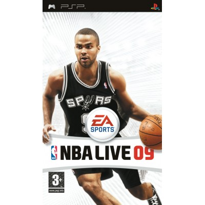 NBA Live 09 (PSP)