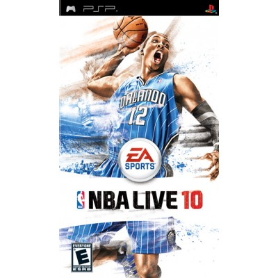 NBA Live 10 PSP