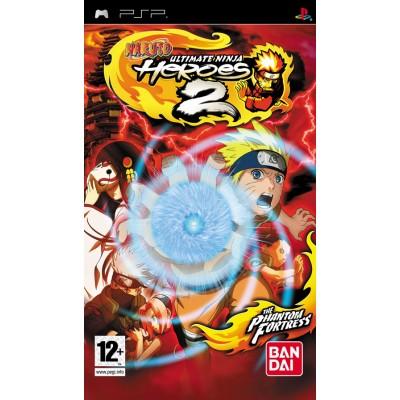 Naruto: Ultimate Ninja Heroes 2 - The Phantom Fortress PSP