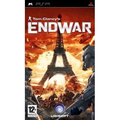 Tom Clancy's EndWar PSP