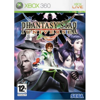 Phantasy Star Universe (Xbox 360)