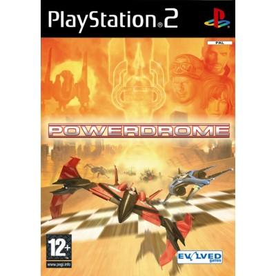 Powerdrome (PS2)